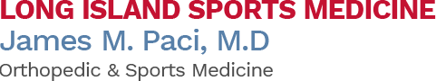 Long Island Sports Medicine James M. Paci, M.D